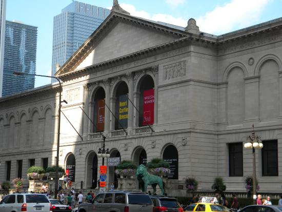 Entrance Picture Of The Art Institute Of Chicago Chicago TripAdvisor