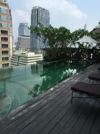 Hotel Muse Bangkok Langsuan, MGallery Collection: Hotel Pool