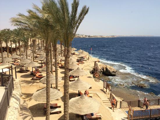Relax Strand Bild Von The Grand Hotel Sharm El Sheikh Scharm El