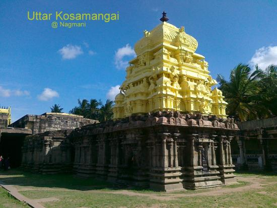 Vaduvur Sri Kothandaramaswamy Temple