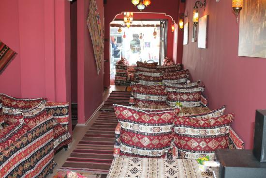 Sehzade Turkish Kitchen Istanbul Sultanahmet Restaurant