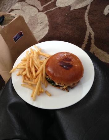 Dope Burger