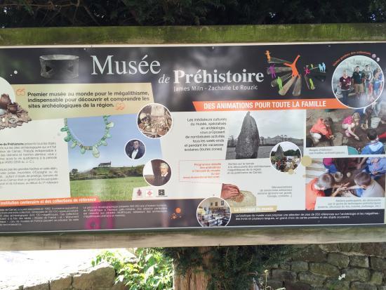 Musée de Préhistoire : Musée de la Préhistoire