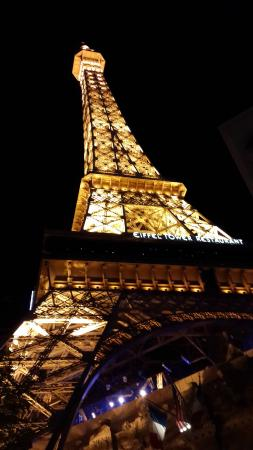 Eiffel Tower Restaurant At Paris Las Vegas Picture Of Eiffel Tower Restaura