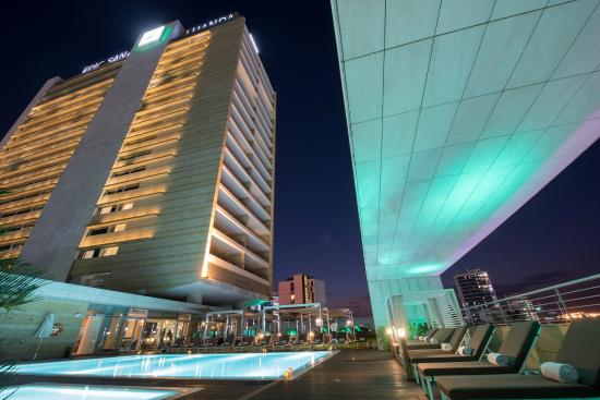 에픽 사나 루안다 호텔 사진