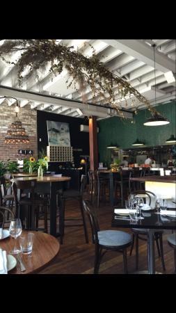 Photo of Australian Restaurant 4 Fourteen at Entrance At 72a Fitzroy St, Surry Hills, Sydney, Ne 2010, Australia
