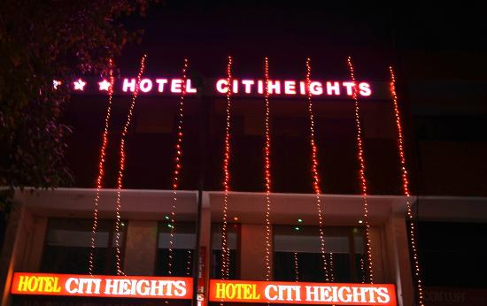 Photo of Hotel Citi Heights Chandigarh