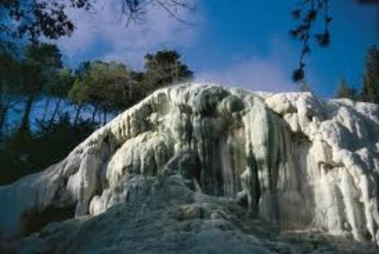 Osteria Il RitroVino : Fosso Bianco: Bagni San Filippo