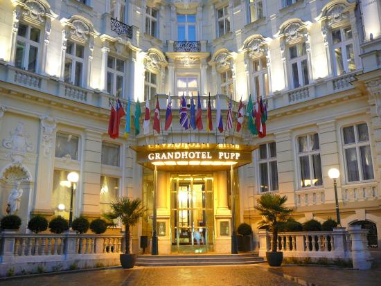 Grand Hotel Praha Reviews