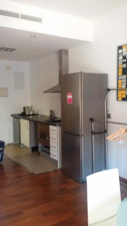 Happy Apartments Valencia : il cucinino