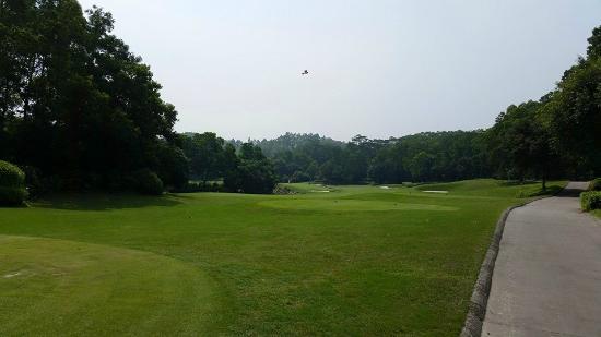 Mission Hills Golf Club: Course