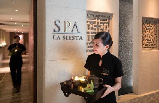 Hanoi La Siesta Spa 1