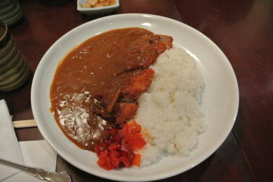 ISE Restaurant: かつカレー