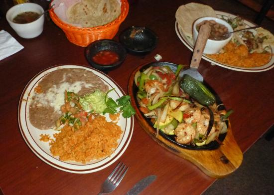 El Charro: More food than the 2 of us could eat - take away anyone??