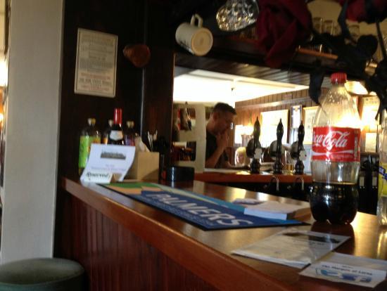 The Marquis of Lorne Inn Restaurant: The bar