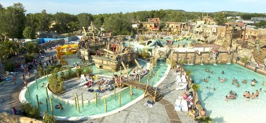 parc aquatique pirate