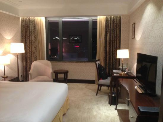 Room - Picture of Evergreen Laurel Hotel Shanghai, Shanghai ...