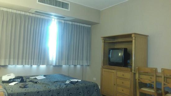 America Plaza Hotel: La habitación 1001 excelente me hospede en dic 2014