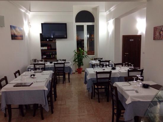 Great restaurant - Review of Trattoria Al Riccio, Santa Maria al ...