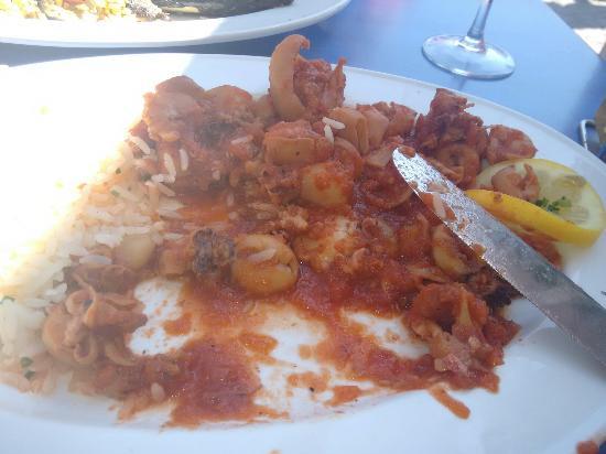 Restaurant du port: Lo peor en los ultimos ańos....   L