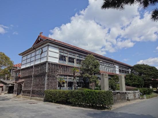 Former Hagi City Meirin Elementary School