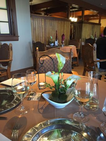 Memories Fine Dining: Beautiful and relaxing setting