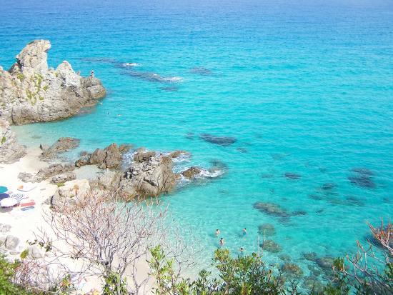 Zambrone, Italia: veduta dal punto panoramico