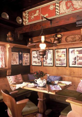 Restaurant Chesa Grischuna