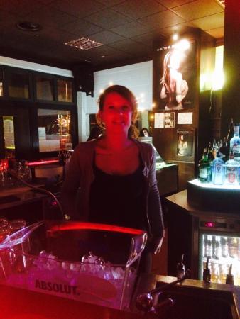 Santa Greta Calendario.Greta The Girl S Boss Picture Of Wenge Cafe Vicenza