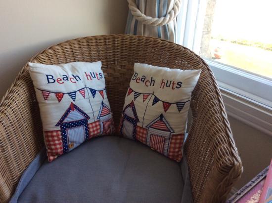 Northcliffe Bed & Breakfast: Beach hut room