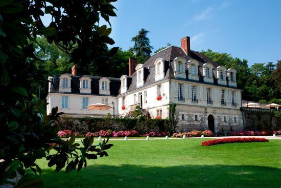 Chateau De Beaulieu Hotel Tours Voir Les Tarifs 162
