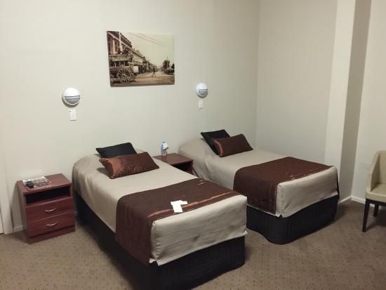 Comfort Inn Wentworth Plaza