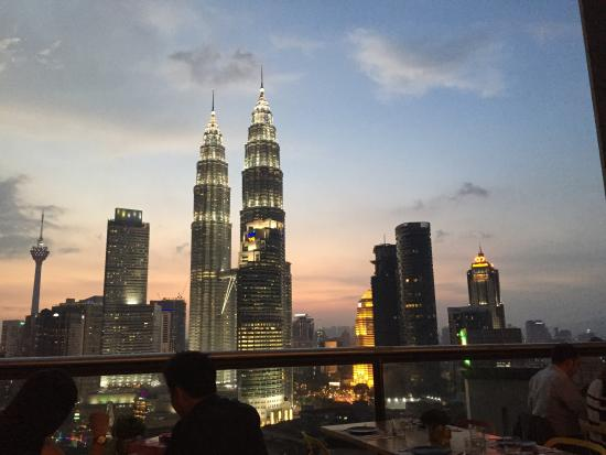 The View Picture Of Fuego At Troika Sky Dining Kuala Lumpur Tripadvisor