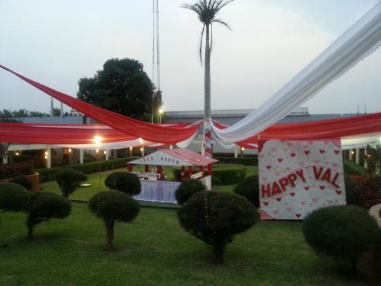 Sheraton Abuja Hotel: Garden