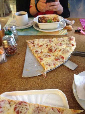 Don Anibal Restaurante Col-Mex: lasagna, Pizza y café