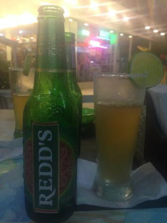 Don Anibal Restaurante Col-Mex: cerveza