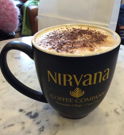 Nirvana Coffee Company: Feels like bean spirit at Nirvana