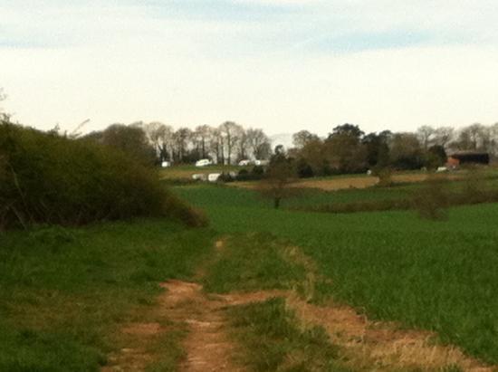 New Hall Farm Touring Park