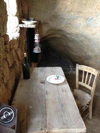 intérieur d\'une maison de roche - Bild von A Casa di ...