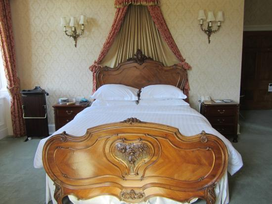 Llandderfel, UK: Bed in Room 4