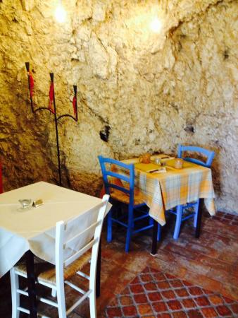 La Grotta di Visidiano Bistro : Grotta