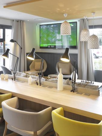 Campanile Villepinte - Parc Des Expositions: Lounge