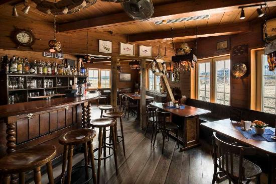 """Die Kücheninsel Ahlbeck ~ die""""kogge"""" bar& restaurant bild von restaurant"""