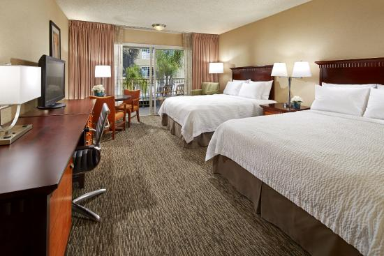 PORTOFINO INN SUITES ANAHEIM HOTEL 448 ̶448̶448̶48̶ Updated 2044848 Adorable 2 Bedroom Suites In Anaheim Ca Exterior Property