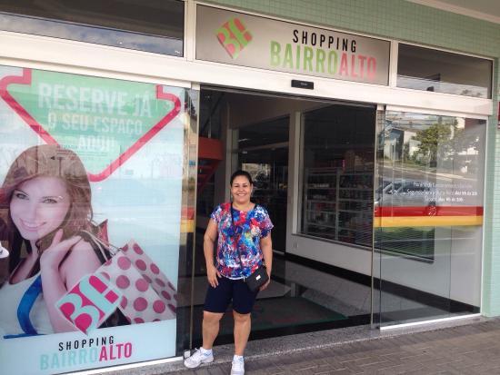 Shopping Bairro Alto