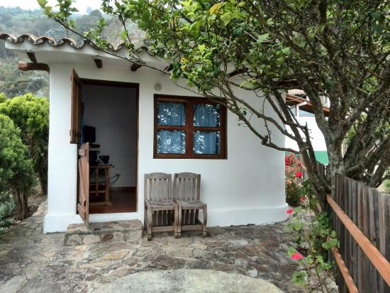 Viste Desde La Terraza De La Cabaña 2 Picture Of Terraza D