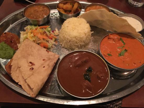 Masala Zone Islington: Dinner