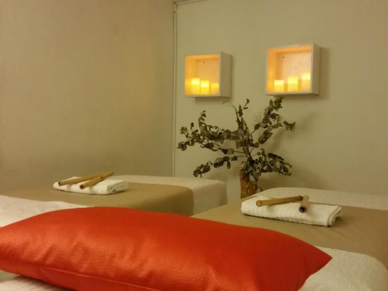 Hotel & Spa Molicie : Sala de masajes Spa Molicie Hotel Medellín