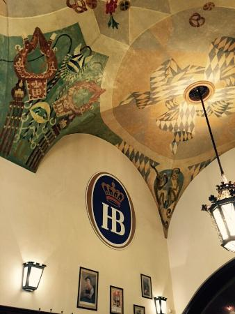 Photo of German Restaurant Hofbräuhaus at Platzl 9, Munich 80331, Germany