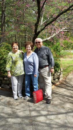 Southern Highland Craft Guild Folk Art Center: On the grounds at the Folk Center
